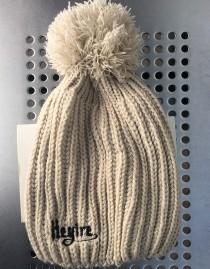 Bonnet Hegire pompon